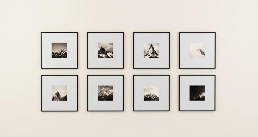 nowoczesne ramki do obrazów